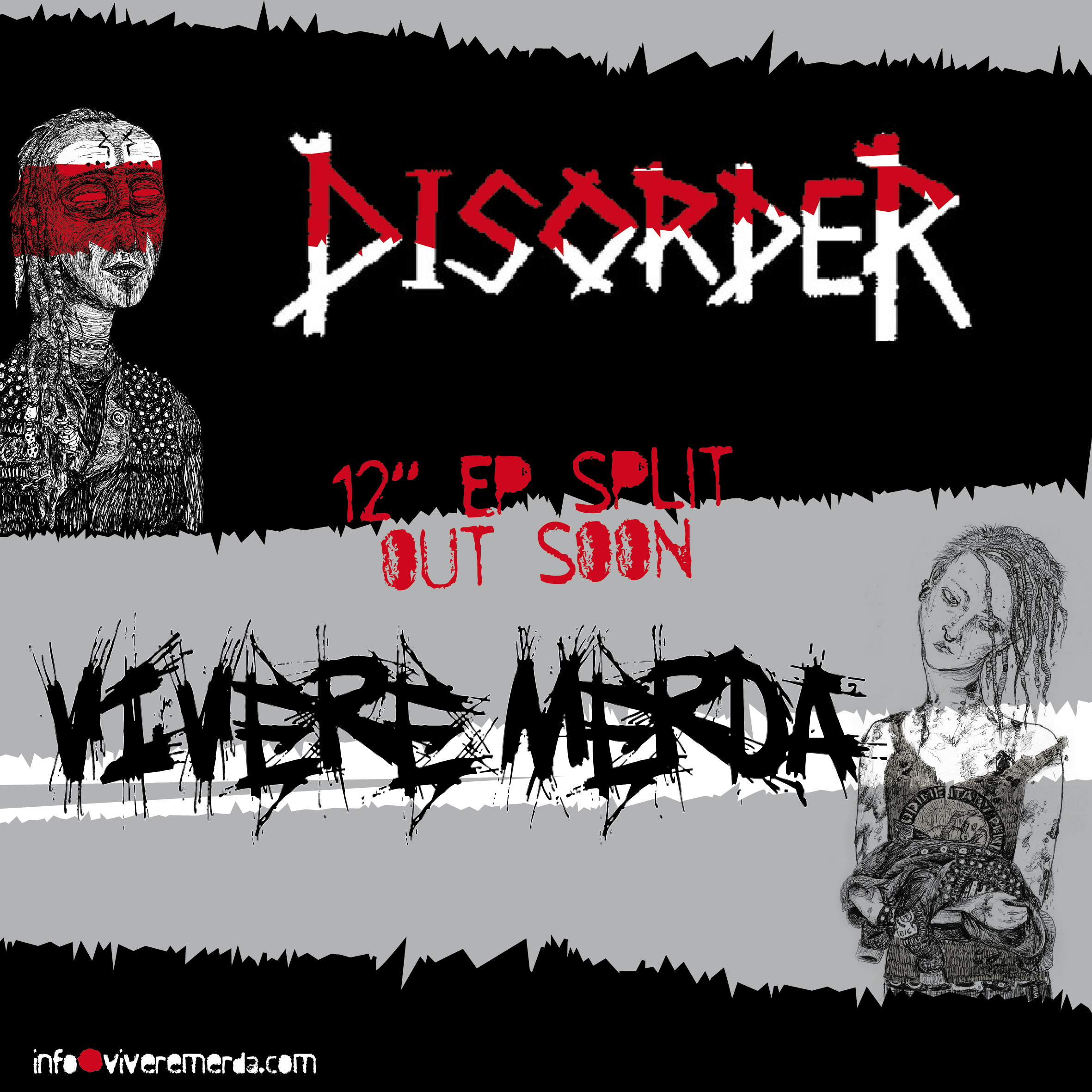 SPLIT DISORDER VIVEREMERDA